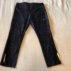 Nike running Capri leggings
